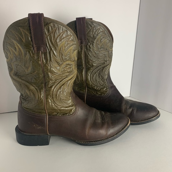 Cowboy Boots Extra Wide Width 9420